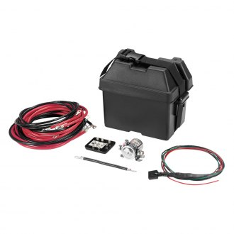 Warn® - Dual Battery Control Kit