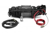 WARN® - 22000 lbs 24V DC Olympus 22 Self-Recovery Electric Winch