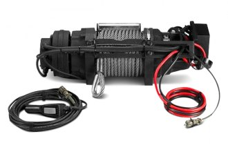 WARN® - Olympus Self-Recovery Electric Winch