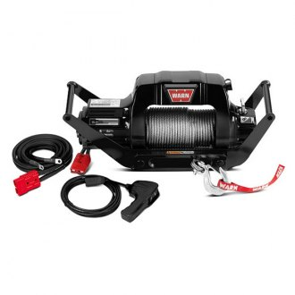 Warn® - 9.5cti Multi-Mount 9500 lbs Electric Winch