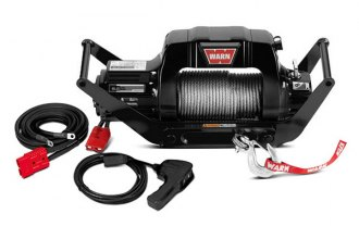 Warn® - 9500 lbs 12V DC 9.5cti Multi-Mount Electric Winch Kit