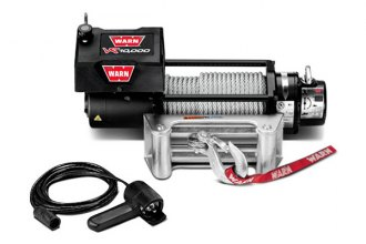 Warn® - 10000 lbs 12V DC VR10000 Entry Level Series Electric Winch
