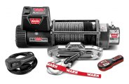 WARN� - 9500 lbs 12V DC 9.5xp-S Self-Recovery Electric Winch