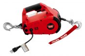 Warn® - 1000 lbs 120V Corded Red PullzAll