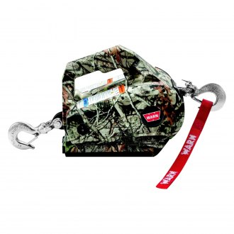 WARN® - 1000 lbs 24V DC Powered Corded Camo Patterned PullzAll