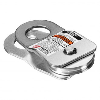 Warn® - 9000 lbs Industrial Snatch Block