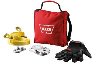 Warn® - Light Duty Winch Accessory Kit