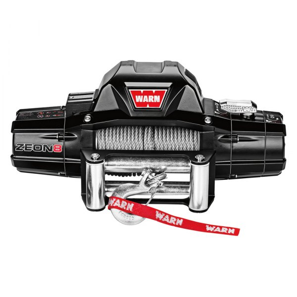 Warn® - 8000 lbs 12V DC ZEON™ 8 Electric Winch