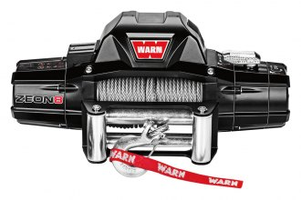 Warn® - 8000 lbs ZEON™ 8 Electric Winch