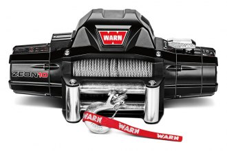 Warn® - 10000 lbs ZEON™ 10 Electric Winch
