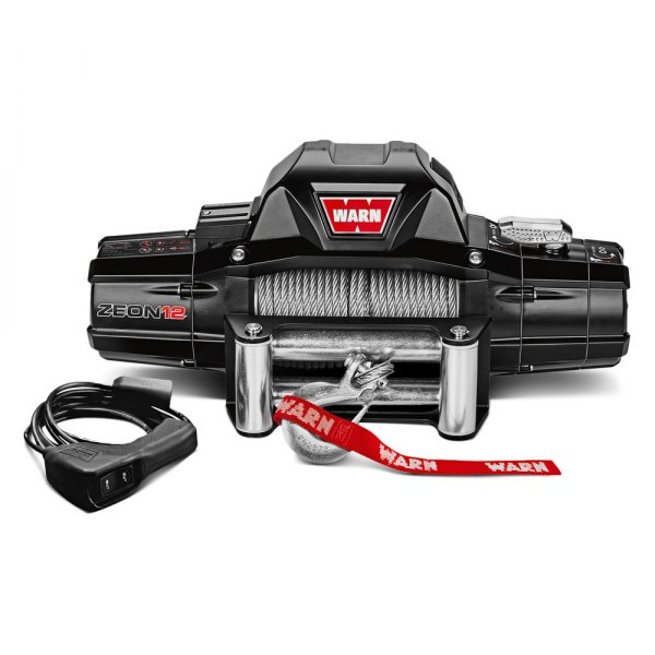Warn® - 12000 lbs 12V DC ZEON™ 12 Electric Winch