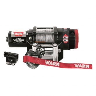 Warn® - 2500 lbs ProVantage 2500 Winch with Wire rope
