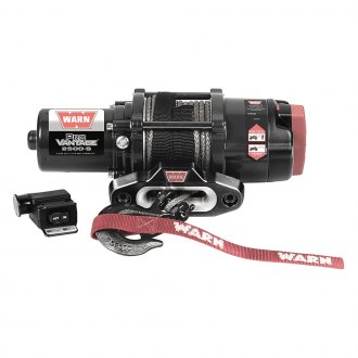 Warn® - 2500 lbs ProVantage 2500-S Winch with Synthetic Rope