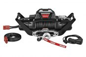 Warn® - 8000 lbs 12V DC ZEON™ 8 Multi-Mount Electric Winch Kit with Spydura Rope
