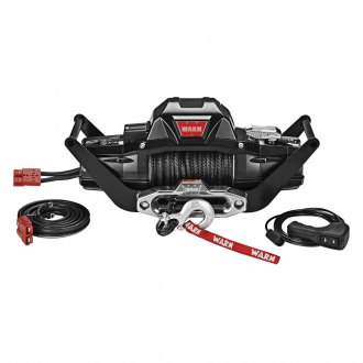 Warn® - 8000 lbs 12V ZEON™ 8 Electric Winch Kit