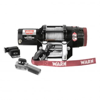 Warn® - 3500 lbs ProVantage 3500 Winch with Wire rope