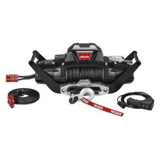 Warn® - 10000 lbs 12V DC ZEON™ 10 Multi-Mount Electric Winch Kit