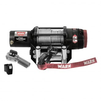 Warn® - 4500 lbs ProVantage 4500 Winch with Wire Rope