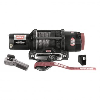 Warn® - 4500 lbs ProVantage 4500-S Winch with Synthetic Rope