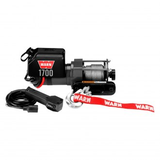 WARN® - 1700 DC Utility Winch
