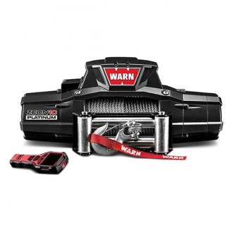 Warn® - ZEON™ Platinum™Ultimate Performance Series Electric Winch