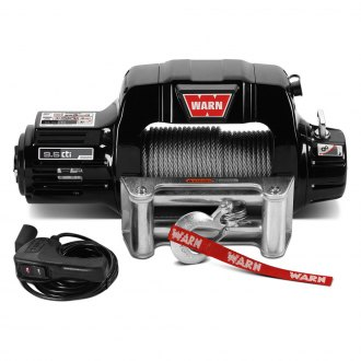Warn® - 9.5cti 9500 lbs Self-Recovery Electric Winch