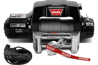 Warn® - 9500 lbs 12V DC 9.5cti Self-Recovery Electric Winch