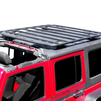 Warrior® - Platform Rack with Mounts/Mounting Hardware