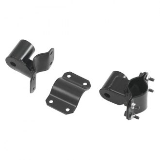 Warrior® - Side View Mirrors Mount Kit