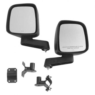 Warrior® - Door Mirror Mount Kit