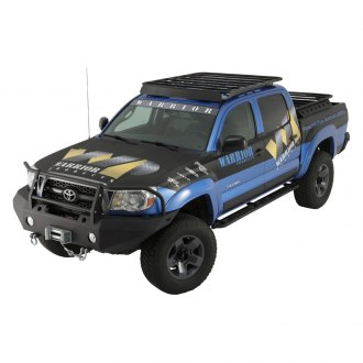 Warrior® - Front Platform Roof Rack Wind Deflector