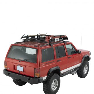 Warrior® - Rock Crawler Full Width Rear HD Bumper