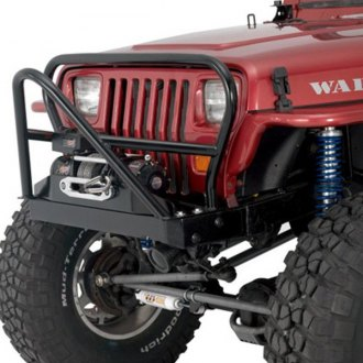 Warrior® - Front Winch Mount Plate