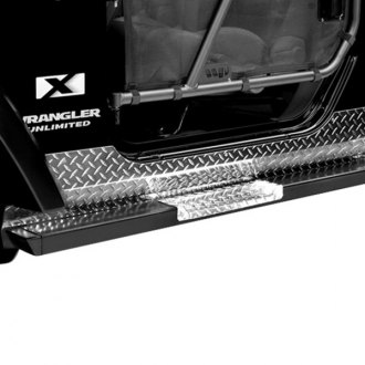 Warrior® - Black Rocker Bars