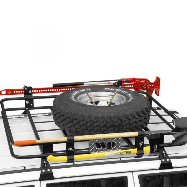 warrior jeep cherokee 2000 safari roof rack. Black Bedroom Furniture Sets. Home Design Ideas