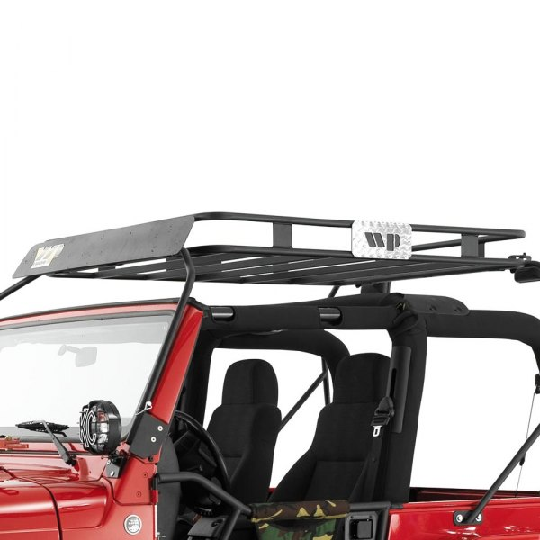 Warrior 174 863 Safari Roof Rack Wind Deflector