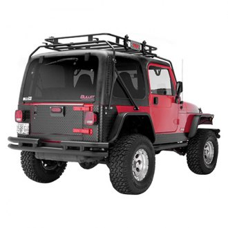 Warrior® - Lower Tailgate Cover