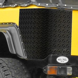 Warrior® - Rear Corners