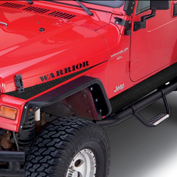 Warrior® - Jeep Wrangler TJ Code 2005 Front Fender Covers