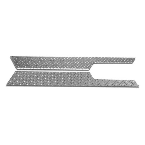 Warrior® - Side Plates with Front Cut Out and Lip