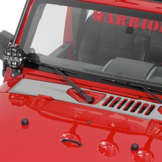 Warrior® - Center Hood Cowling Covers
