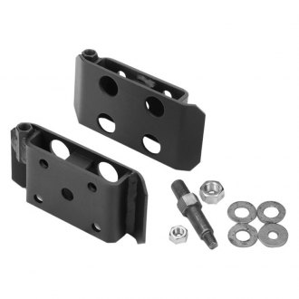 Warrior® - Rear Leaf Spring U-Bolt Skid Plates