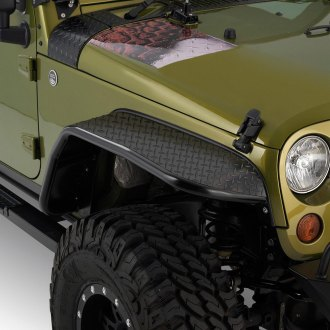 Warrior® - Front Tube Fender Flares