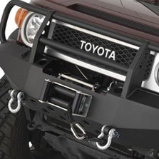 Warrior® - Front Bumper