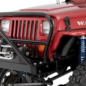Warrior Front Doors With Paddle Style Handles on XJ Cherokee