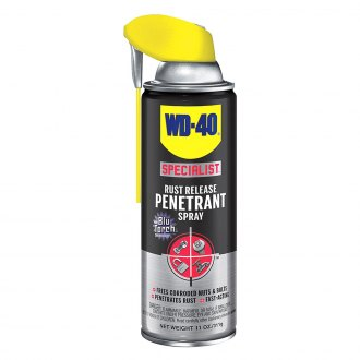 WD-40® - Specialist™ Rust Release Penetrant Spray 11 oz