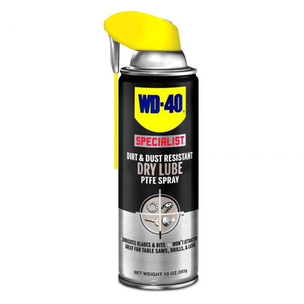 WD-40® - Specialist™ Dirt and Dust Resistant Dry Lube, 10 oz