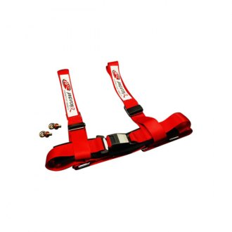 WEAPON-R® - 4-Point Red Racing Harness