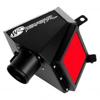 Weapon-R® - Stealth Airbox with Panel Foam Filter