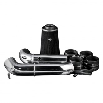 Weapon-R® - Secret Weapon Polished Short Ram Air Intake System and Air Box